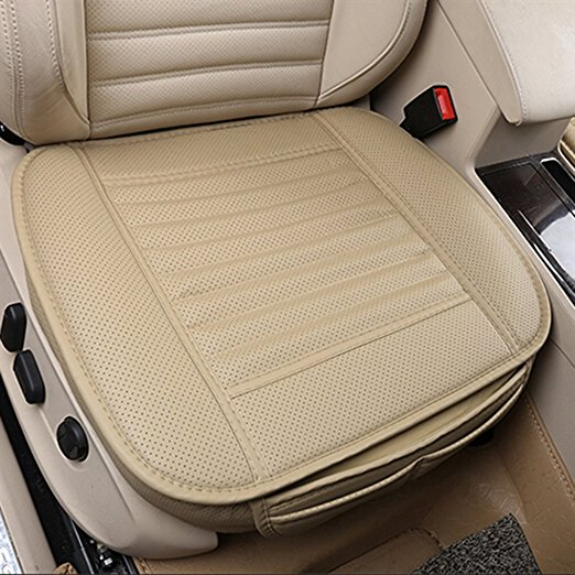 Bamboo Charcoal Car Seat Cushion