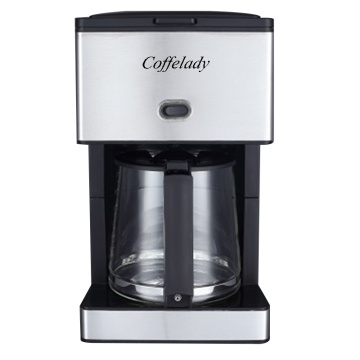 1.8L Stainless steel american coffee machine