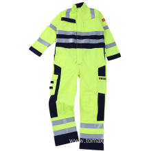Safety Workwear Flame Retardant Coveralls