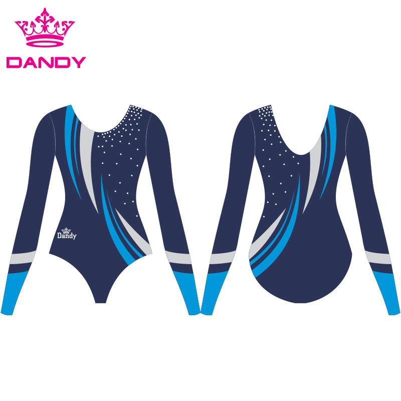 long sleeved leotards