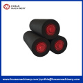 High temperature fiberglass mesh teflon conveyor rollers