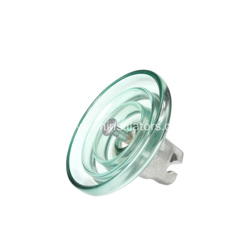 132kV Fog Type Disc Glass Insulator