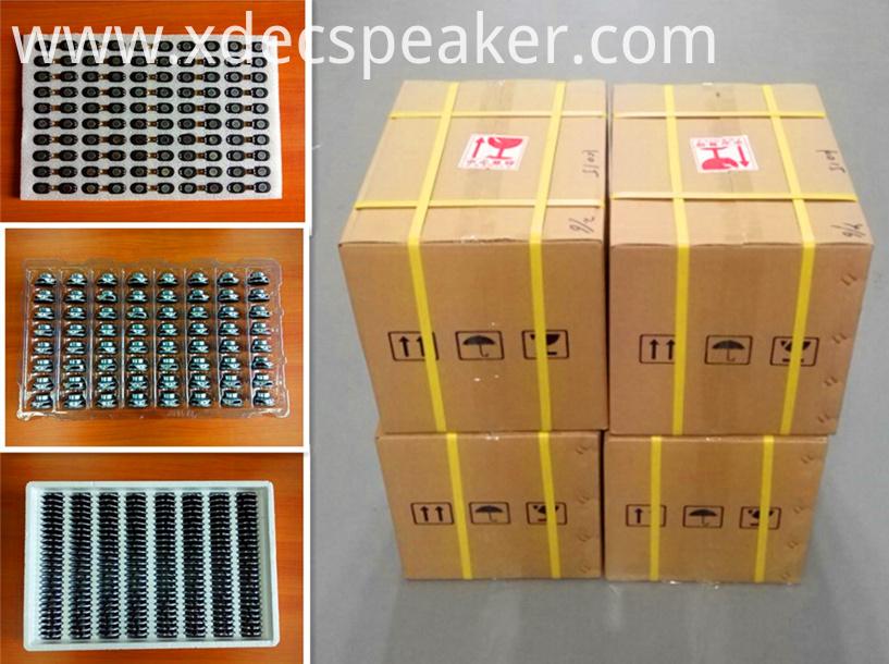speaker Package