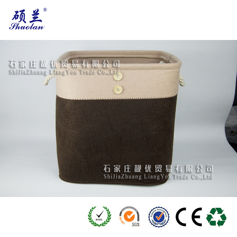 Wholesale Felt Storage Boxes