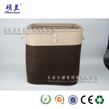 Wholesale eco-friendly felt storage basket box