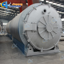 Good Quality for Rubber Pyrolysis Recycling Plant Life Garbage to Oil Machine export to Iceland Importers