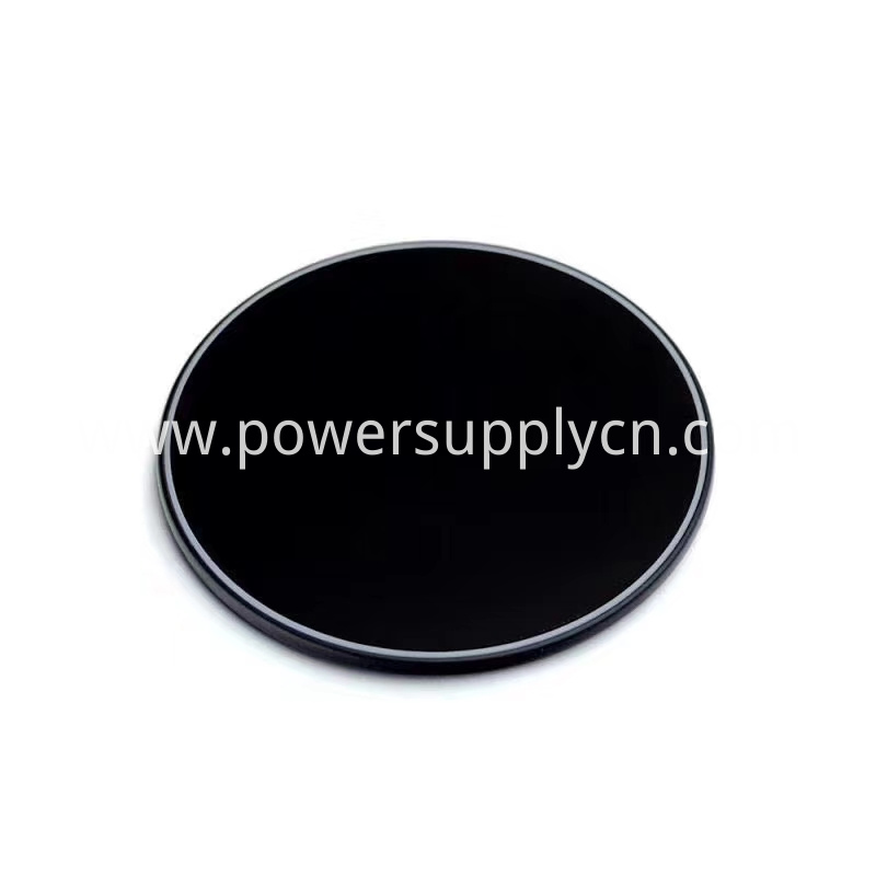 10w Fast Wireless Charging Pad For Mobile Phone