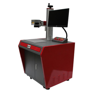 Ring Fiber Laser Engraving Machine Raycus source 20W