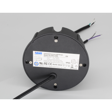 High Quality for Saucer Type LED Driver. High Bay 100W LED Power Supply|Driver IP67 export to India Manufacturer