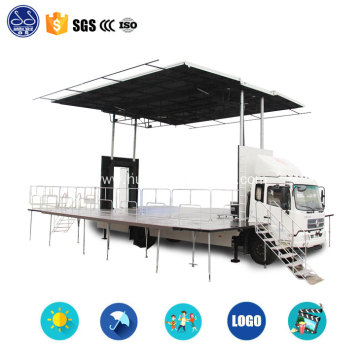 mobile concert stage for sale