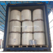 Factory Price for Virgin Carrier Tissue CARRIER TISSUE PAPER PARENT ROLL supply to Palestine Factory