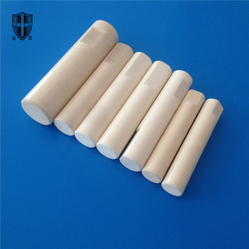 alumina zirconia electrical ceramic plunger shaft insulator