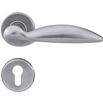 Stainless Steel Lever Door Handle