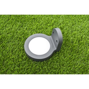 New Patent 2w Solar LED Wall Light