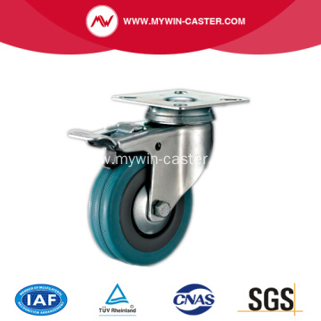 2'' Plate Light Duty Castor with Brake