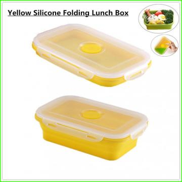Food Grade Silicone Kids Lunch Box Sets