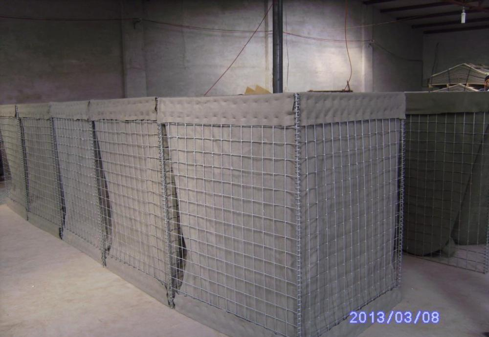 Cheap price military Hesco defense wall