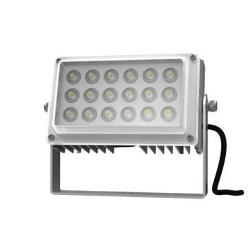 50W Induction Outdoor Flood Light