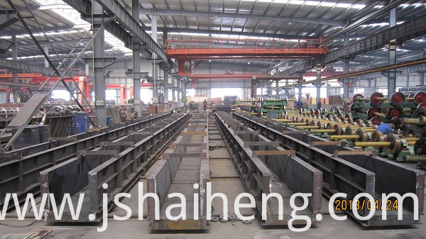 Pre-Stressed Solid Square Pile Mould-4