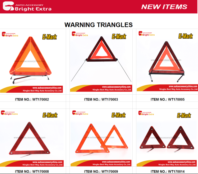 Emergency Warning Triangle
