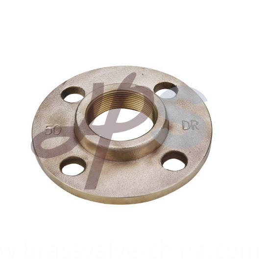 Brass Female Thread Flange