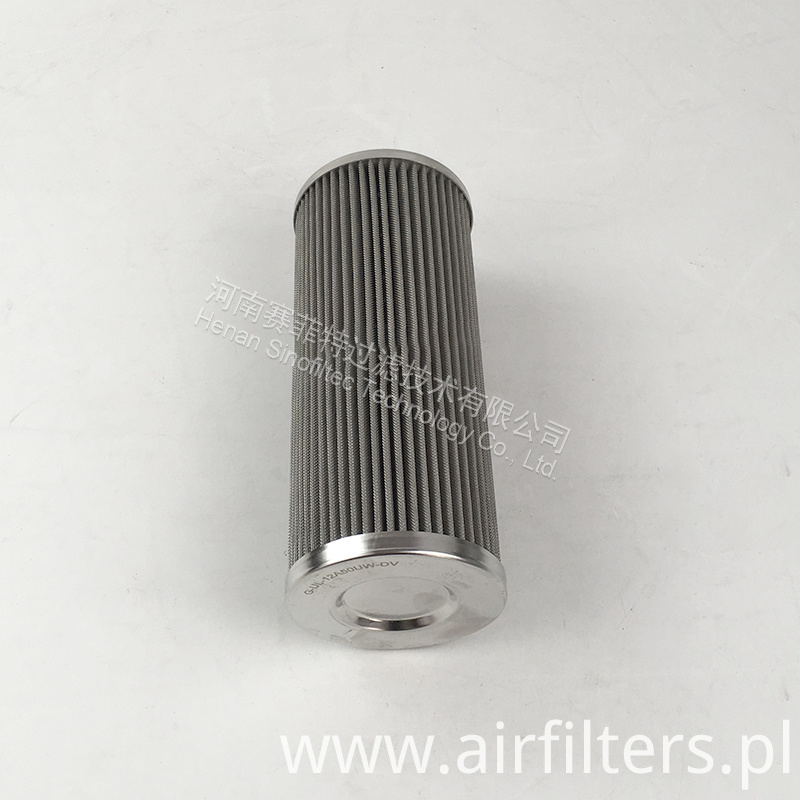 P-UL-08A-40UW Hydraulic Filter Element