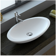 cast resin bathroom bath sink for bathroom