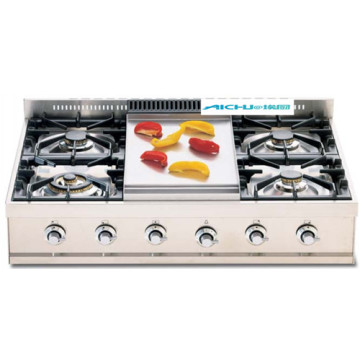 Glen Hobtop 5 Burner Kitchen Appliance GasCooker