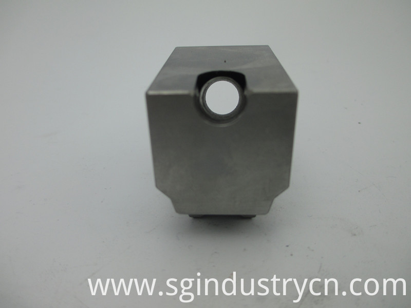 Precision Cnc Turned Parts