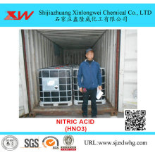 Nitric Acid in Gold Mining