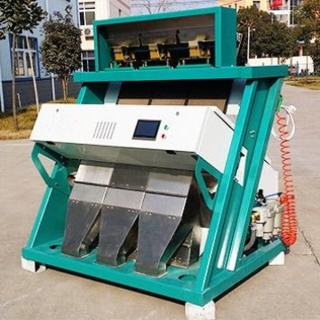 Cheapest Factory for Cereal Color Sorter Beans Color Sorting Machine export to Canada Factory