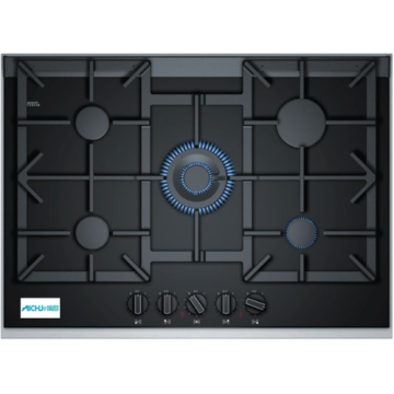 Neff Onlineshop Black Gas Stove