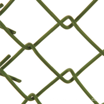 diamond shape chain link fence  privacy panels