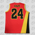 Custom logo basketball jersey sports training shirt