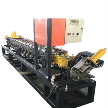 Light keel c roll forming machine