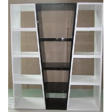 ODM for Modern Bookcase Italian furniture style bookcases wooden simple bookself supply to Spain Supplier