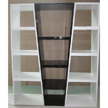 Ordinary Discount for White Bookself Italian furniture style bookcases wooden simple bookself supply to South Korea Supplier