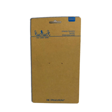 Supplier for Paper Hang Tag Custom Kraft hang tags supply to Singapore Manufacturer