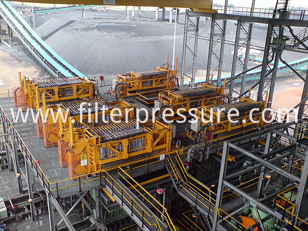Filter Press Working Site1
