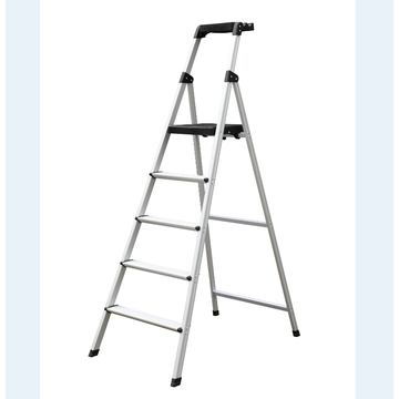 best quality aluminum step ladder 3 steps with tray