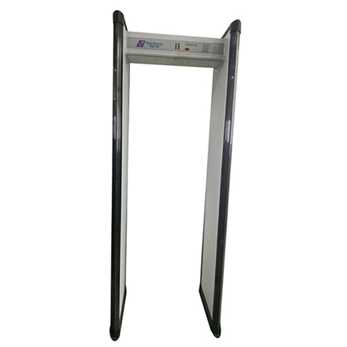 walk through metal detector rental