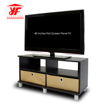 Cheap TV Tablle Cabinet New Design with Shelves