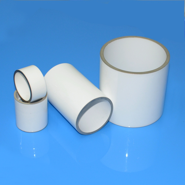 Ceramic Metallization Tube