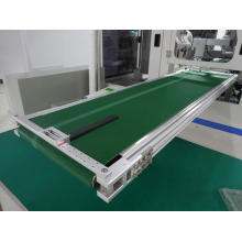 China for Incline Belt Conveyor Green Anti-static PVC Small Belt Conveyor supply to Portugal Manufacturers