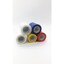 Good Quality for Special Colored Stretch Film Colorful bundling stretch wrap film roll export to Namibia Importers