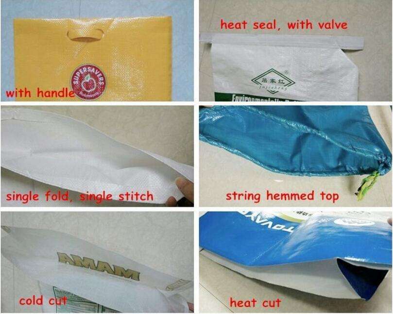 polypropylene sacks custom