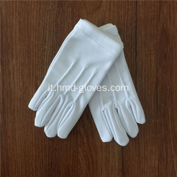 Cotton Parade Glove W / Snap Back