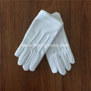 Cotton Parade Glove W/Snap Back