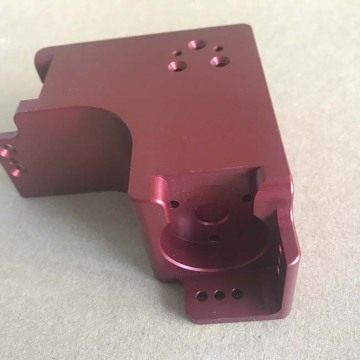 Custom Anodized Aluminum CNC Machining Parts