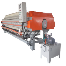 Elaspress high Pressure Filter Press/ Advanced Dewatering